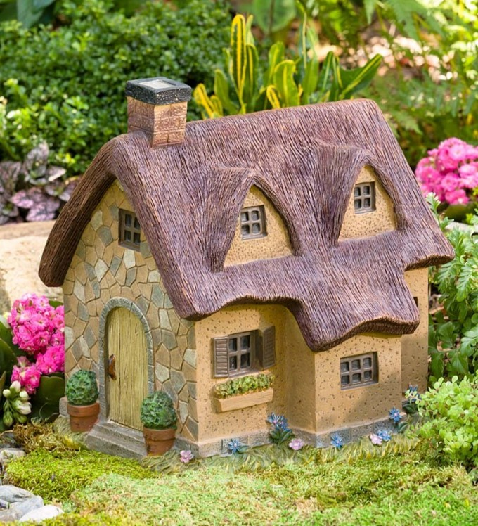 Surprising Where To Buy Miniature And Fairy Garden Houses Part I Lush Largest Home Design Picture Inspirations Pitcheantrous