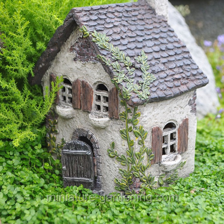 Where to Buy Miniature and Fairy Garden Houses – Part I | Lush ...