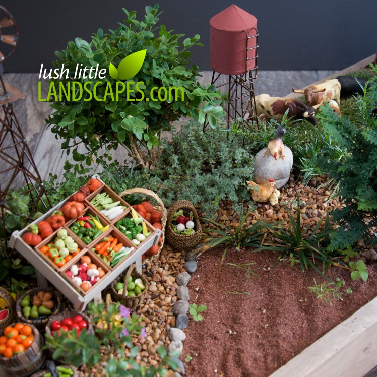 What is the Secret to Making Perfect Miniature Garden Paths? | Lush Little Landscapes