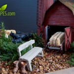 The Secret to Making Perfect Miniature Garden Paths | Lush Little Landscapes